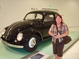 ferdinand porsche beetle rowdy in germany porsche museum
