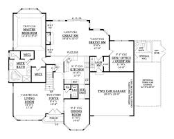 traditional style house plan 4 beds 3 50 baths 3309 sq ft plan