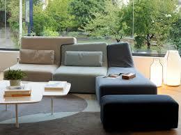 canape alcantara pratique le canapé modulable décoration ligne roset