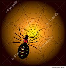 halloween spider web background halloween halloween spider stock illustration i1472496 at