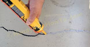 How To Fix Cracks In Concrete Patio How To Repair A Cracked Concrete Patio