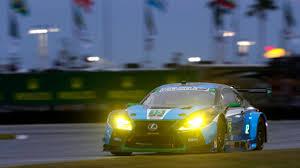 lexus sports car racing lexus mercedes amg acura fare well in rolex 24 at daytona debut