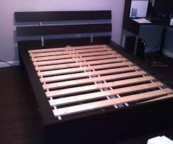 ikea queen bed framebed a guest room revitalization part 1 ikea
