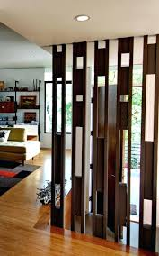 divider design dining room divider partition designs between drawing and living