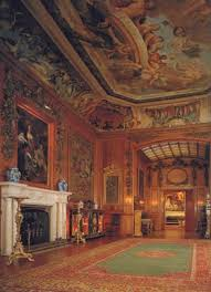 The Kings Dining Room At Windsor Castle The Enchanted Manor - Castle dining room