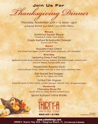 thanksgiving thanksgiving traditional menu and recipes dinner