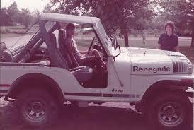 purple jeep cj my dad with his jeep 1980 oldschoolcool