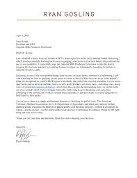 authorization letter draft format patriotexpressus stunning ryan gosling fights cow dehorning in patriotexpressus stunning ryan gosling fights cow dehorning in letter shared by peta the with excellent ryangoslingletter with cool medicare award letter