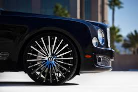 custom bentley mulsanne wheels dub magazine who did it better lexani vs forgiato