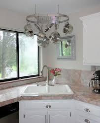 corner kitchen sink design ideas kitchen corner kitchen sinks with regard to inspiring modern