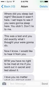 Text Messages Show Horror Inside - these chilling text messages show exactly what it s like to be in an