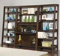 Riverside Office Furniture by Riverside Furniture Promenade Canted Bookcase With 5 Shelves
