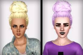 sims 3 custom content hair skysims hair 128 retexture by forever and always sims 3