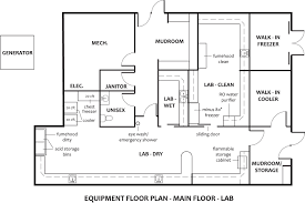 Floor Plan Of An Office by Arctic Logistics Hub Natural Resources Canada