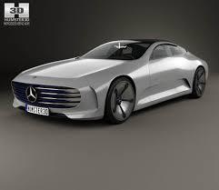 mercedes concept mercedes benz iaa 2015 3d model hum3d
