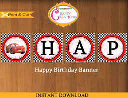 Welcome Home Banners Printable by Disney Cars Birthday Banner Disney Banner Decoration