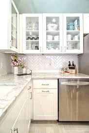 subway tile backsplash for kitchen white subway tile backsplash kitchen curved range large white