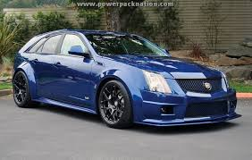 hennessey cadillac cts v wagon canepa s widebody cts v wagon may be our favorite wagon