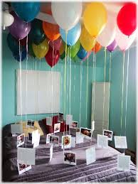 birthday balloons for him best birthday decoration ideas for your husband trendyoutlook