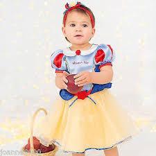 Snow White Halloween Costume Toddler Baby Toddler Disney Princess Snow White Fairytale Fancy Dress