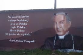 si e de mural wyszyński jak de niro i radziwiłł mural prymasa w koninie wywołał