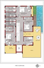 100 home maps design 400 square yard top 25 best square