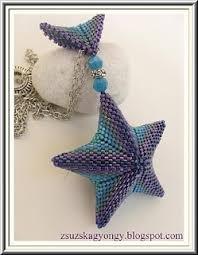 63 best beadwork stars u0026 seahorses images on pinterest beaded