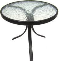black patio table glass top patio tables walmart com