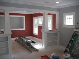 Dark Red Dining Room by 16 Best Gray And Red Rooms Images On Pinterest Living Room Ideas