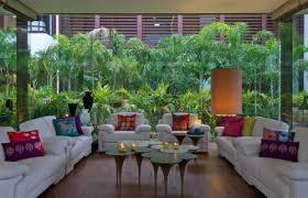 Modern Tropical Style Interior Design Fooz World - Tropical interior design living room