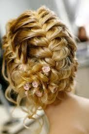 chignon tressã mariage les 33 meilleures images du tableau hair sur coiffures