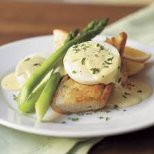 cuisine hollandaise asparagus with poached eggs hollandaise sauce williams sonoma
