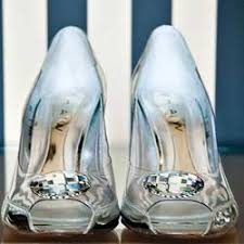 wedding shoes dsw clear cinderella wedding shoes your ultimate princess accessory