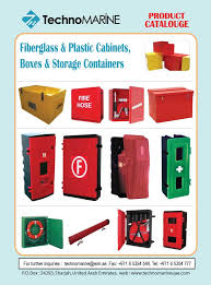 Fibreglass Cabinets Product Categories