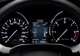 Evoque Interior Photos Land Rover Range Rover Evoque Tachometer Interior Picture
