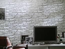 steinwand optik im wohnzimmer steinwand tapete wohnzimmer komfortabel on moderne deko ideen mit