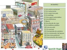 Floor Plans In Spanish 22 Best Spanish Unidad 4 Around Town Images On Pinterest