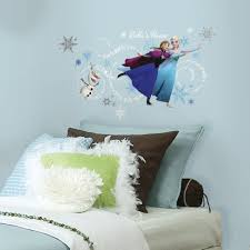 if your home is your castle then these princesses are ready to disney frozen custom headboard peel and stick giant wall decal