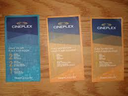 cineplex odeon kingston cineplex odeon movie gift cards great escape child adventure