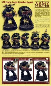 warhammer 40k the army painter