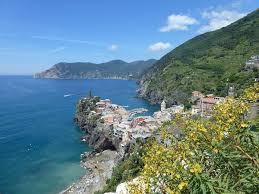 Cinque Terre Map Cinque Terre Eine Küstenwanderung Durch Italien Christinas Reise