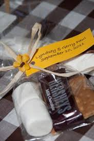 discount wedding favors 24 s mores wedding favor kits any tag design wedding favour