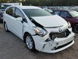 toyota prius v 2012 for sale auto auction ended on vin jtdzn3eu2c3152970 2012 toyota prius v