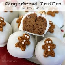 thanksgiving oreo balls easy no bake gingerbread truffles recipe moms need to know