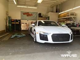 wrapped r8 audi r8 car wraps best vinyl wraps 3m avery wrap labs