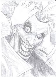 joker pencil by ruihq on deviantart