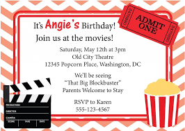 image result for movie ticket invitation template free printable