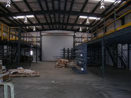 mezzanine storage sek solutions