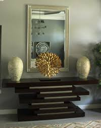 Unique Console Tables Unique Console Tables Living Room Transitional With Eagle Sculpture