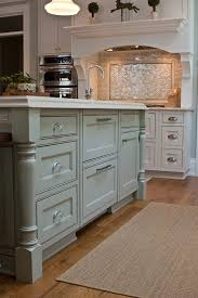 painted kitchen islands favorite things friday kitchens kitchen pulls and pantry shelving